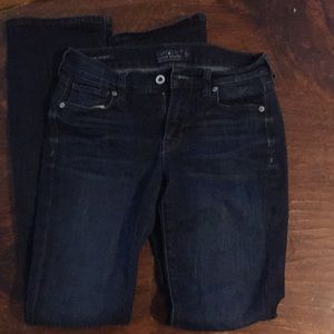 Lucky Slim Boot Cut Jeans